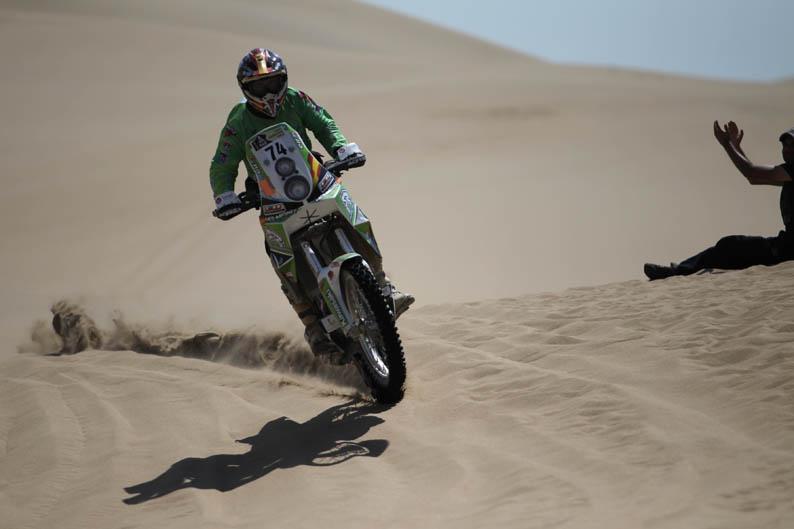 Dakar 2013. Etapa 3