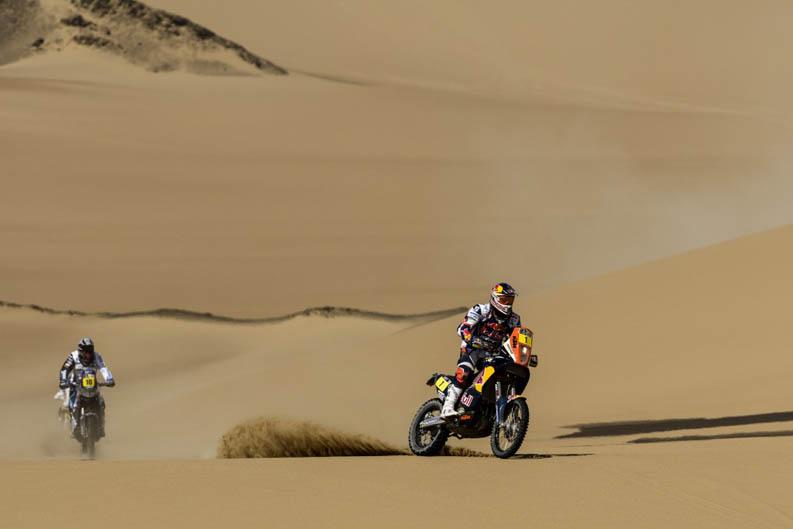 Dakar 2013. Etapa 2