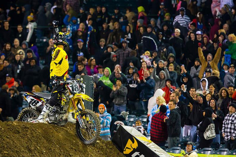 Supercross USA en Anaheim