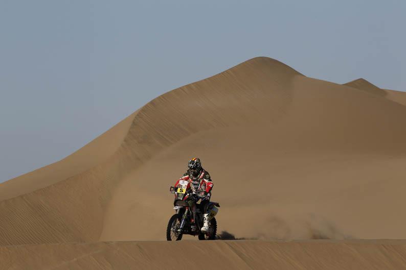 Dakar 2013. Etapa 5