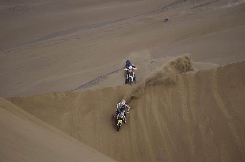 Dakar 2013. Etapa 6