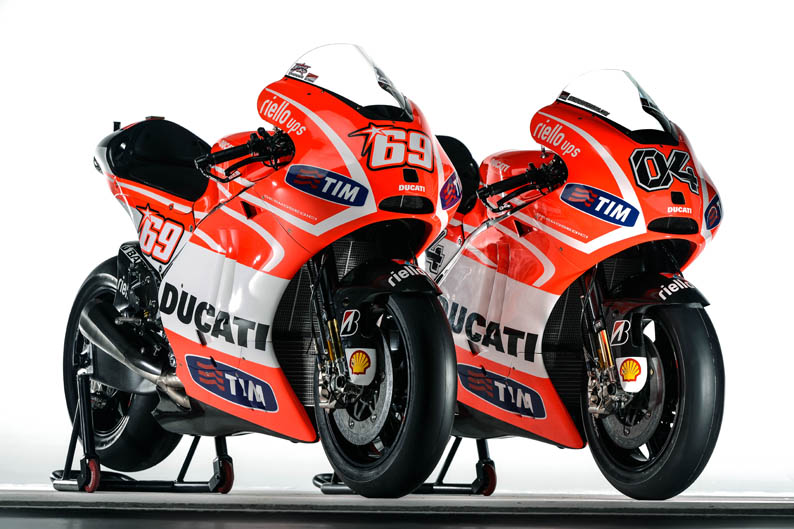 Wroom 2013 Ducati