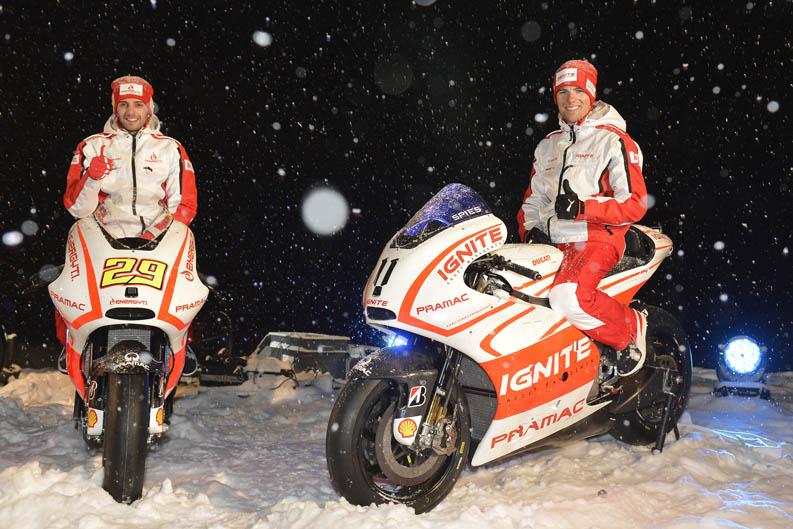 Wroom 2013 Ducati. Galería de fotos