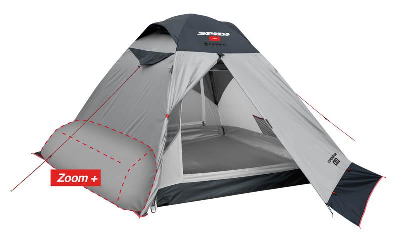 Spidi Expedition Kit