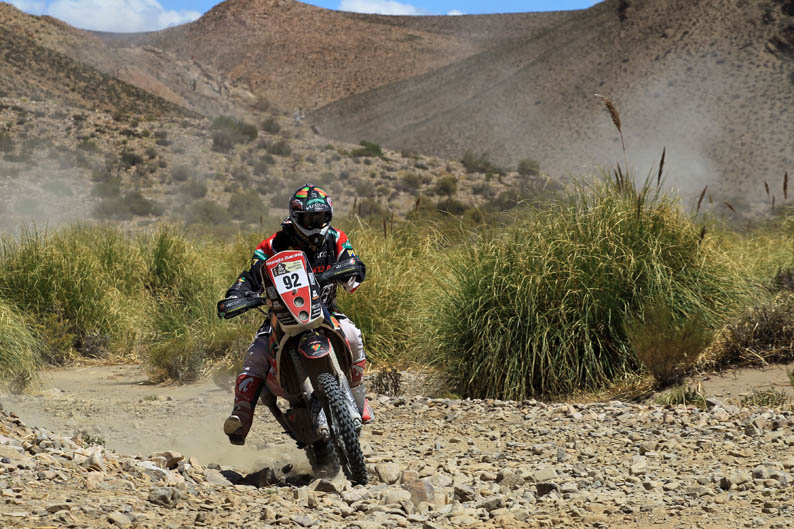 Dakar 2013. Etapa 7
