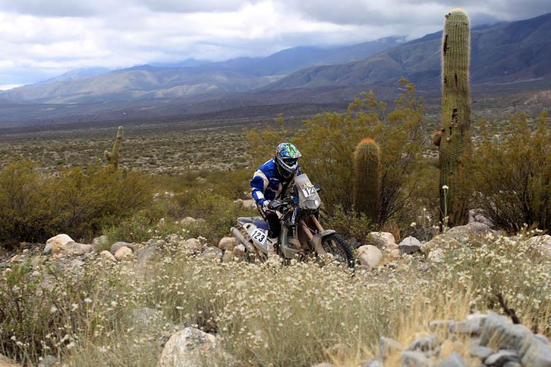 Dakar 2013. Etapa 8