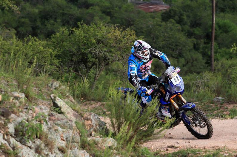 Dakar 2013. Etapa 10