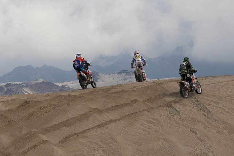 Dakar 2013. Etapa 11