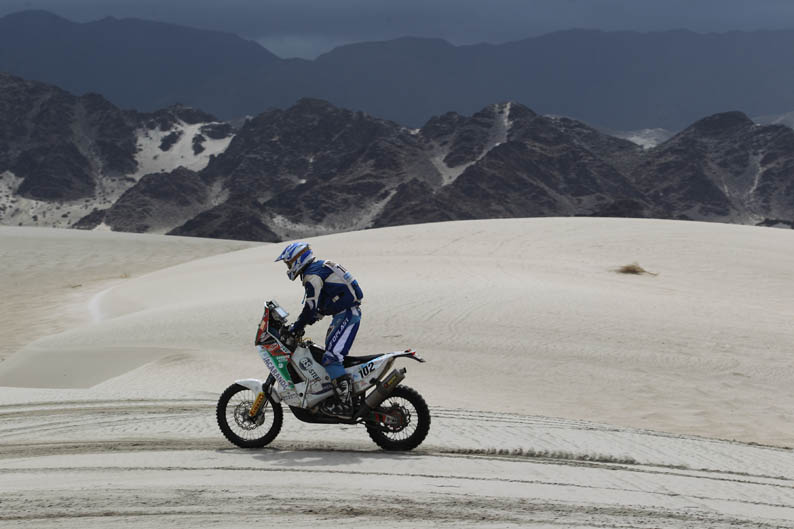 Dakar 2013. Etapa 12