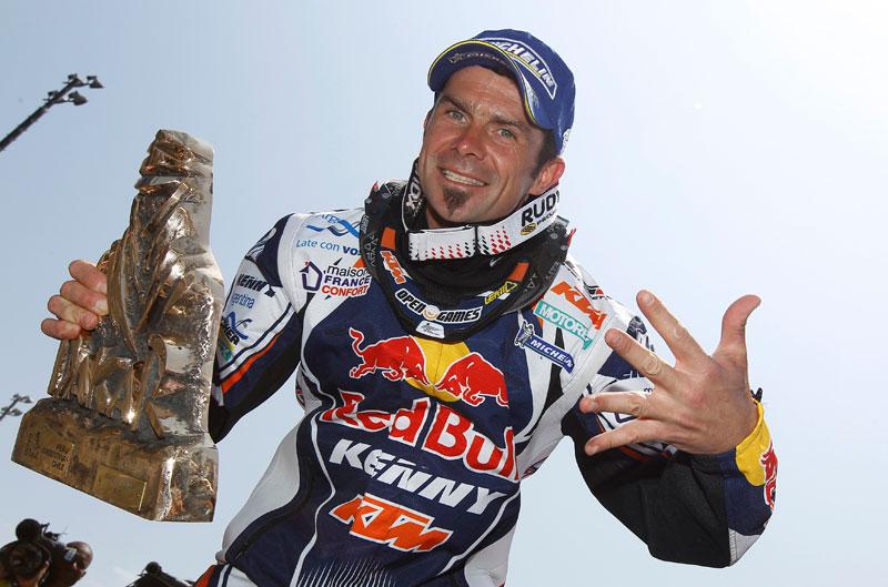 Dakar 2013. Cyril Despres