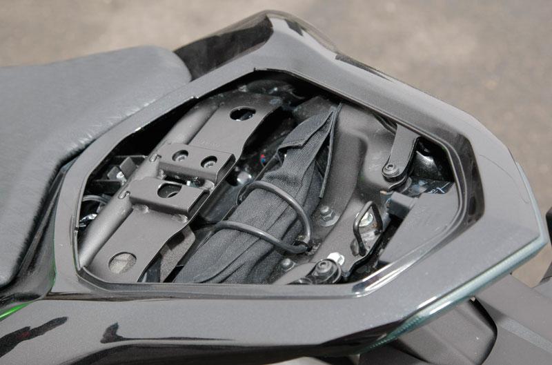 Kawasaki Z800. Galería de fotos.