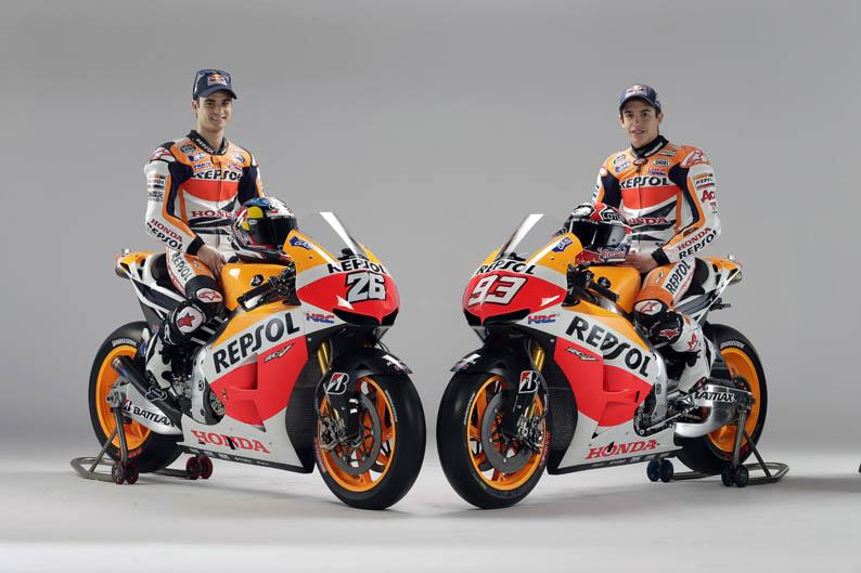 Honda Repsol MotoGP 2013