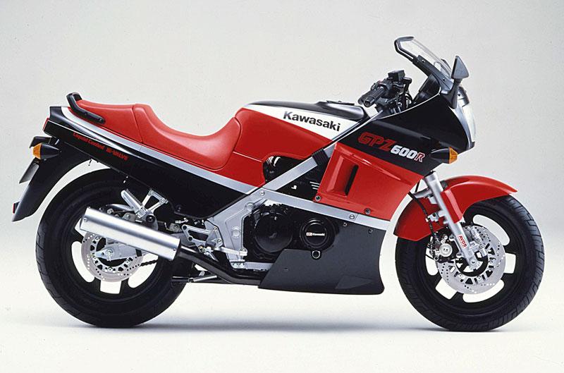 Galería de imágenes. 40 Aniversario de Kawasaki