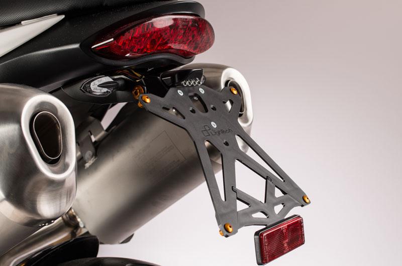 Triumph Speed Triple 1050, accesorios
