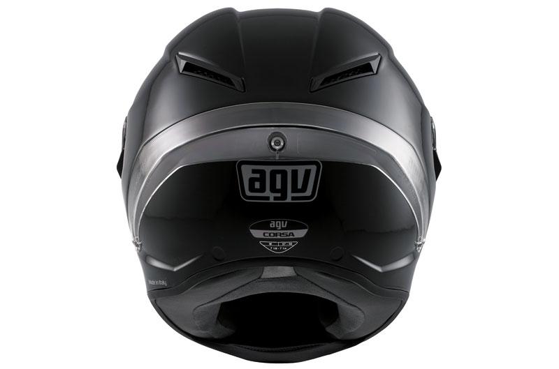AGV Race Corsa Mono Black
