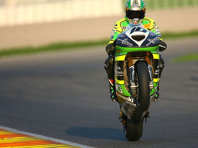 Fonsi no será probador de MotoGP