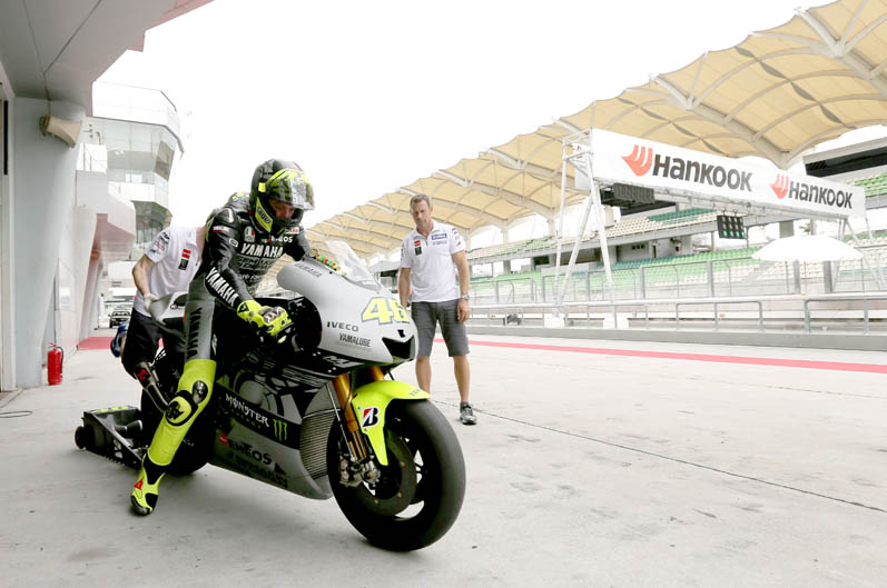 Entrenamientos MotoGP Sepang 2013. Galería de fotos