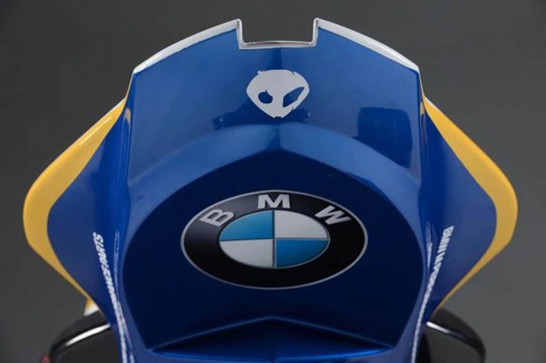 Imágenes de la presentación del equipo BMW  de Superbike