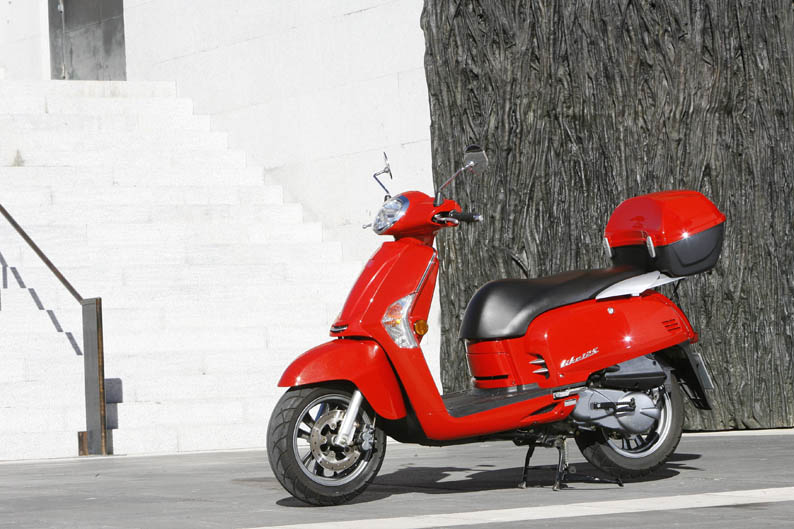 Comparativa scooter: Kymko Like vs Lambretta LN 125