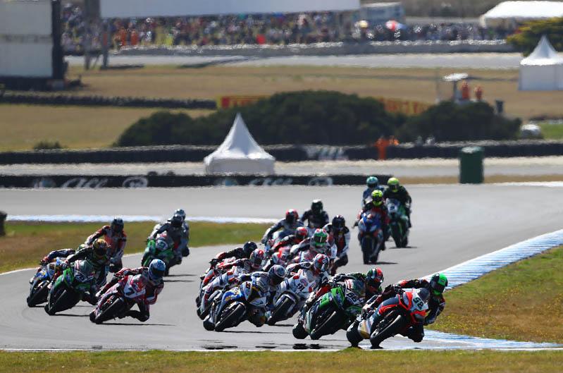 Mundial de Superbike 2013. Phillip Island