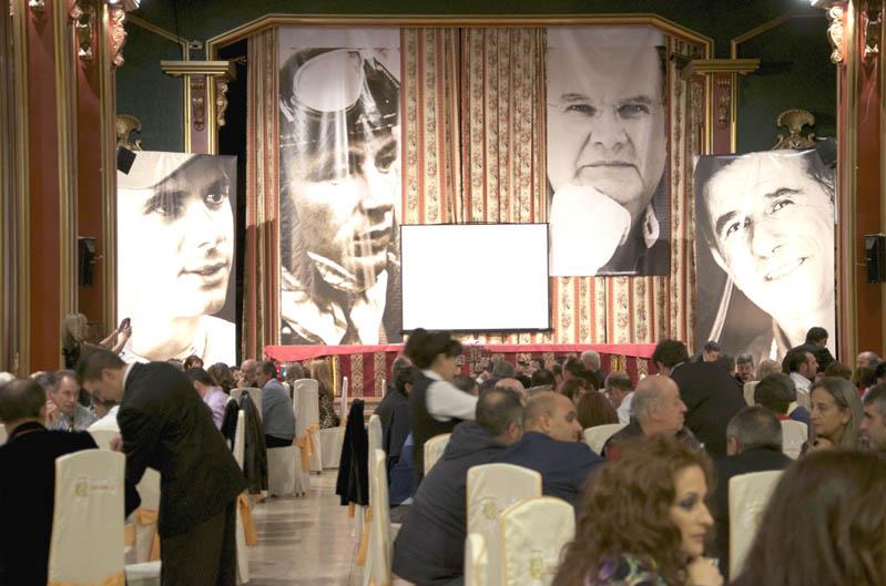 Gala AMZ 2013. Galería de fotos