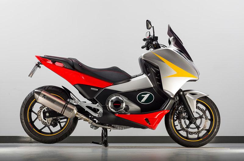 Honda Integra Sport Concept & Touring