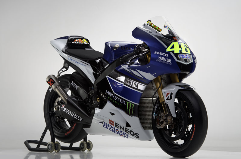 Presentación Yamaha Factory Racing 2013