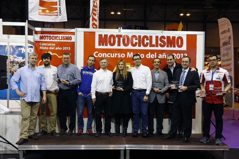 Salón MotoMadrid 2013