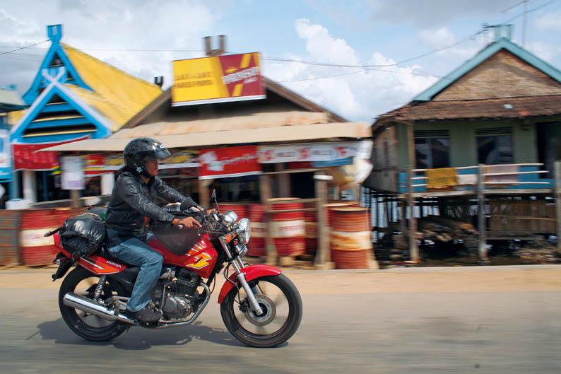 Viajar en moto: Indonesia. Galería de fotos