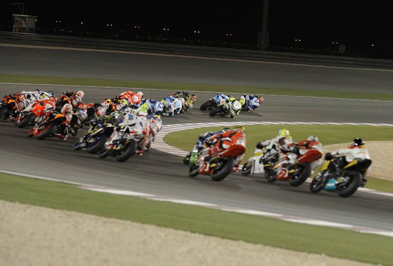 GP Qatar Moto2 2013. Galería de fotos