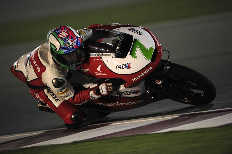 GP Qatar Moto3 2013. Galería de fotos