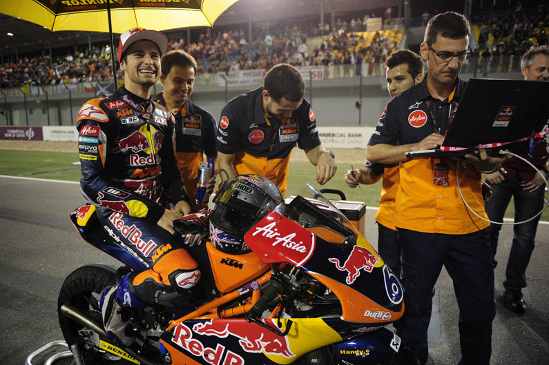 Gran Premio de Qatar Moto3 2013