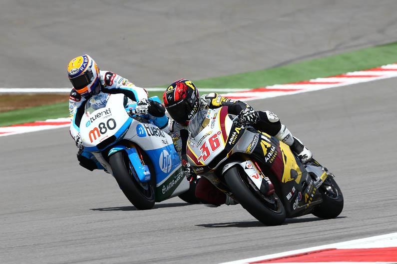 GP Américas Moto2. Galería de fotos
