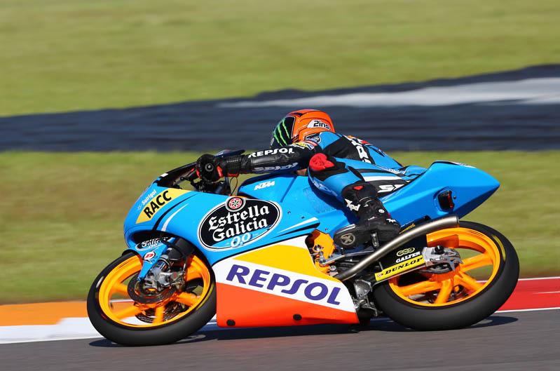 GP Américas Moto3. Galería de fotos
