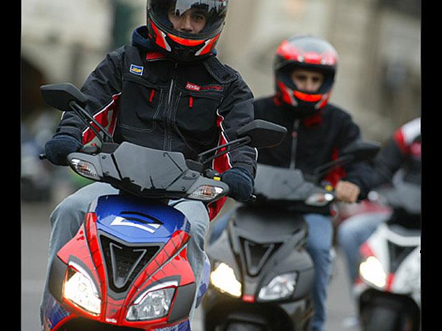 Caída de las ventas de ciclomotor