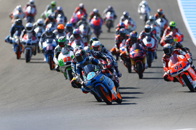 Gran Premio de España de Moto3. Galería de fotos
