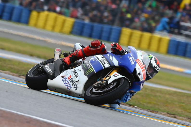 Jorge Lorenzo. GP Francia MotoGP 2013