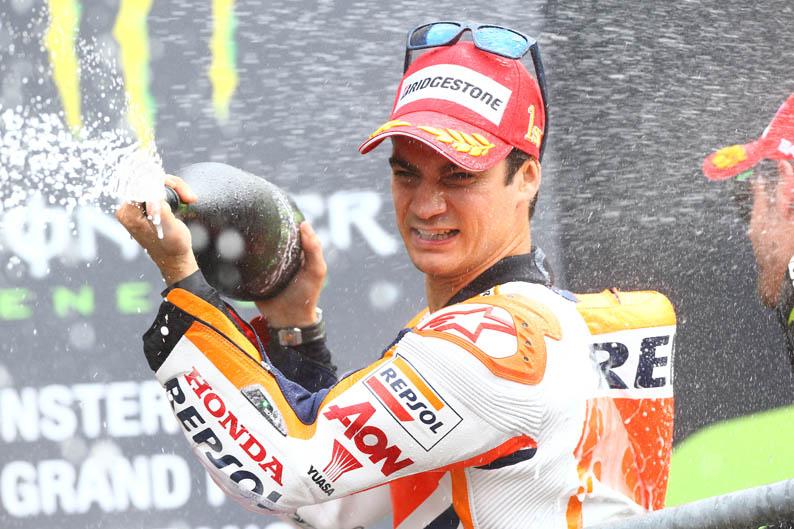 Dani Pedrosa. GP Francia MotoGP 2013