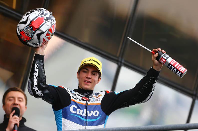 GP Francia Moto3 2013
