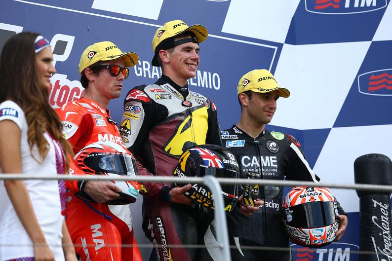 Gran Premio de Italia de Moto2. Galería de fotos