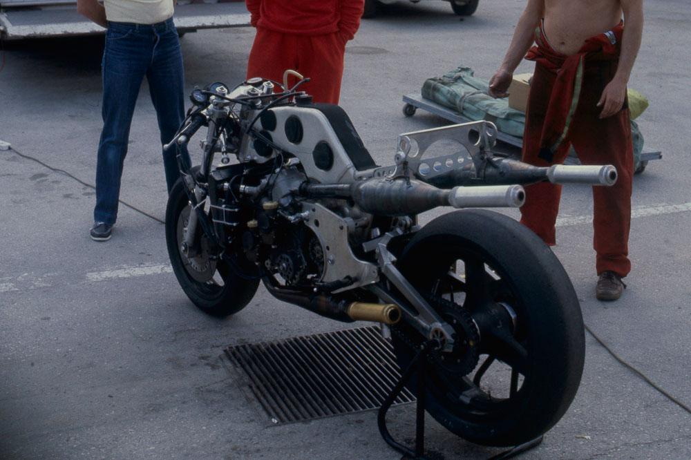Las motos de carrera alternativas | MotoGP | Motociclismo.es