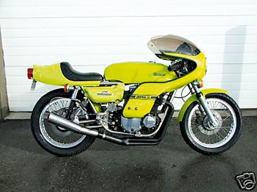 motos cl sicas rickman cr 750 motos cl sicas. Black Bedroom Furniture Sets. Home Design Ideas