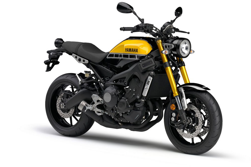 La Yamaha Xsr900 Sorprende En Mil 225 N Novedades