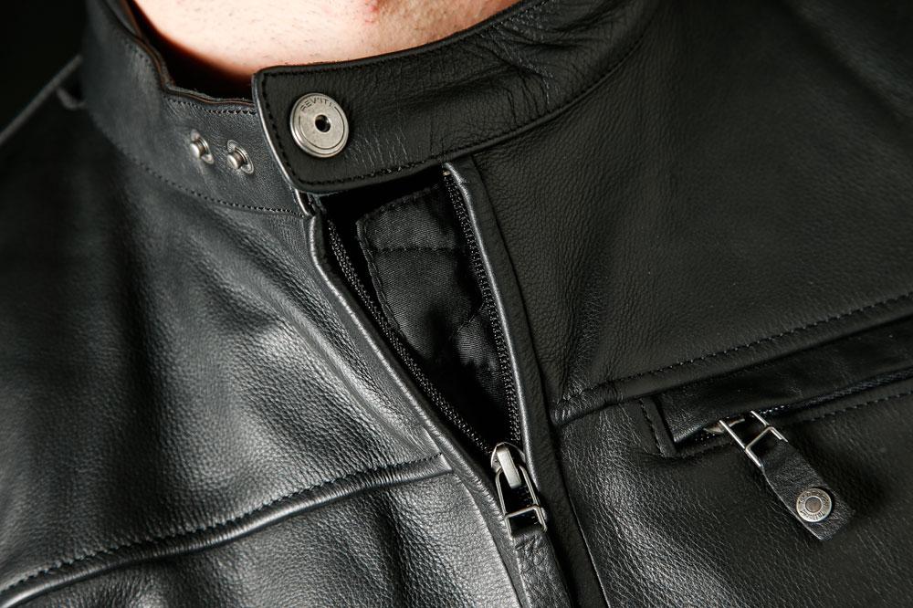 Mantenimiento chaqueta cuero moto