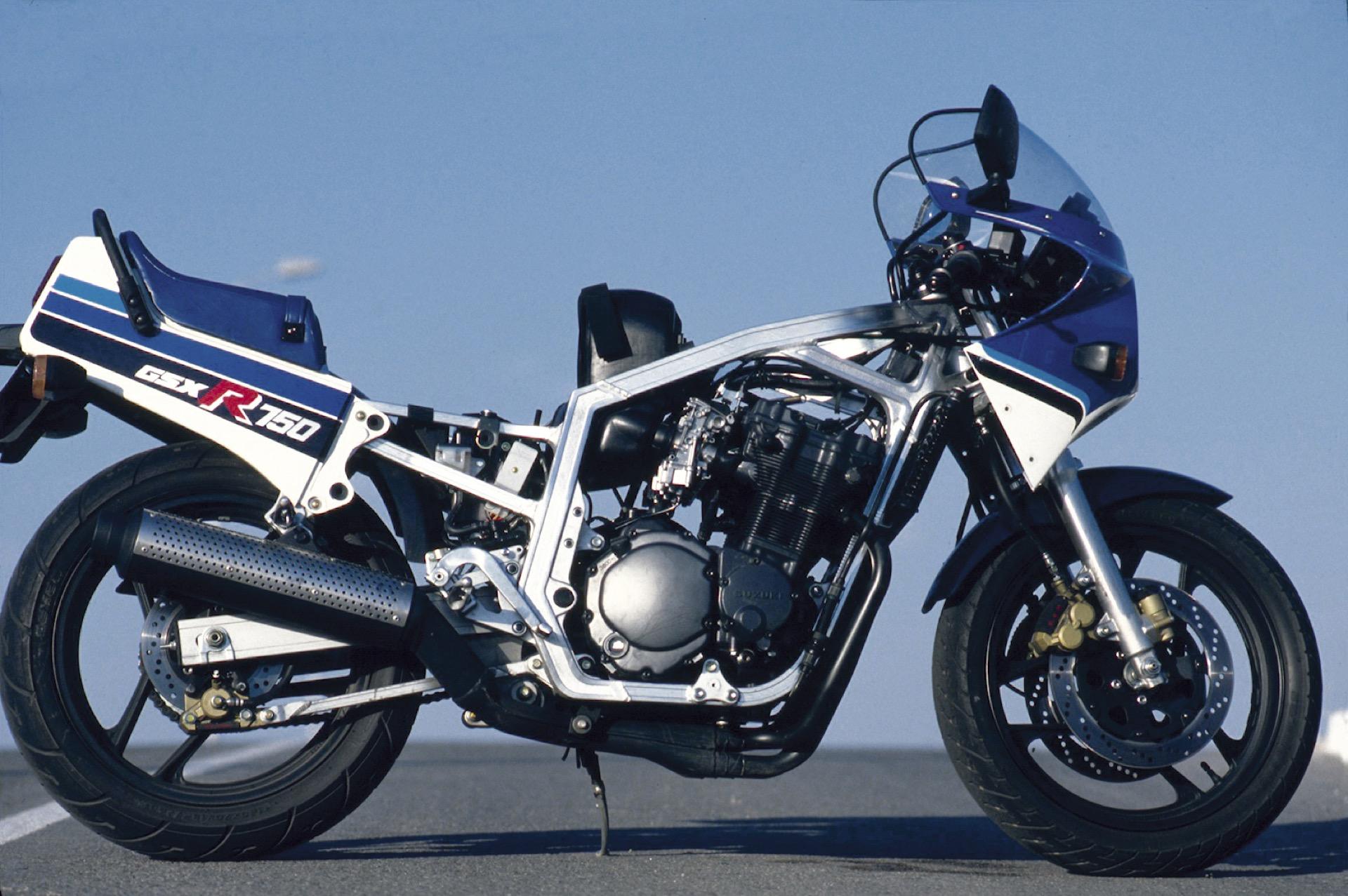 Retroprueba revista Motociclismo: Suzuki GSX 750 R 1985 Paragrapharticle-63155-57d0534b7625f