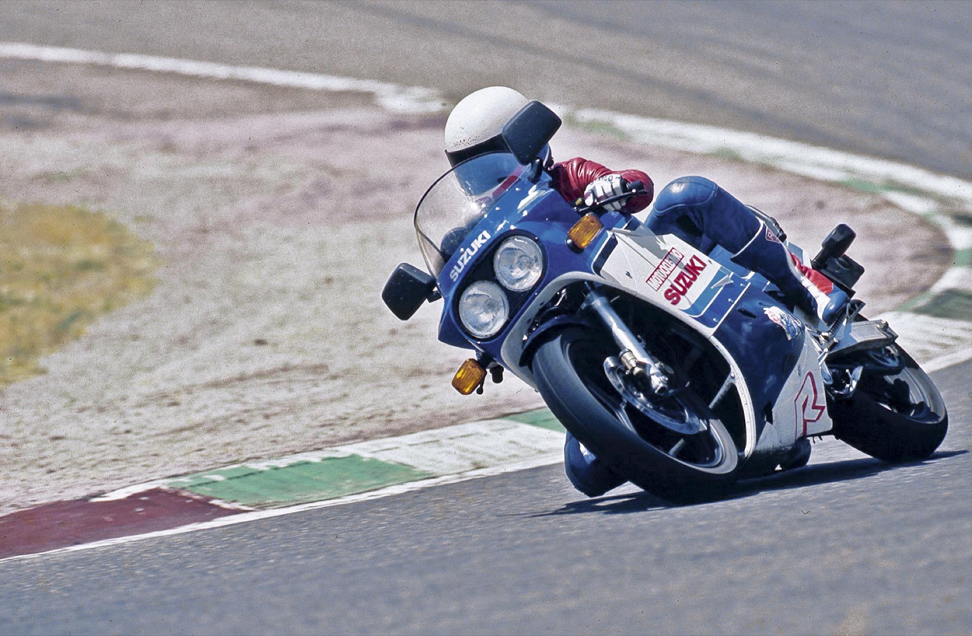 Retroprueba revista Motociclismo: Suzuki GSX 750 R 1985 Paragrapharticle-63157-57d053ad56447