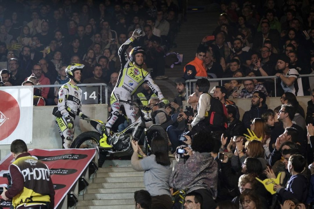 Toni Bou comienza ganando en el Mundial de X-Trial   Moto