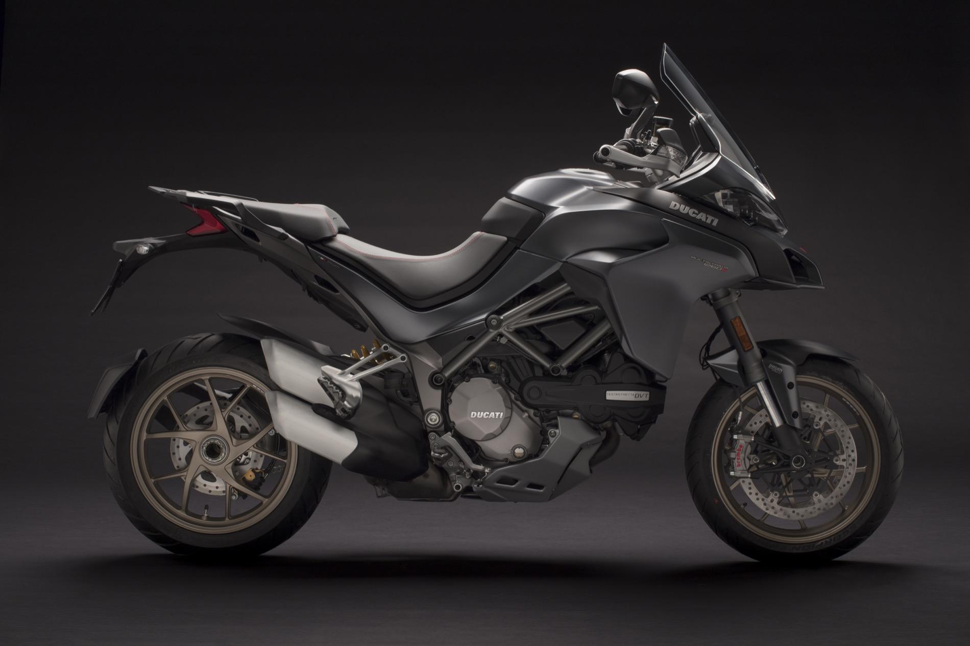 Ducati Monster Mpg