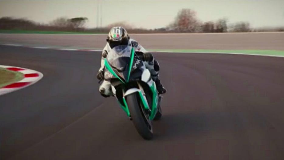 """a09028f2e0c Trasladamos la tecnología de competición a la moto de calle y nació una  nueva empresa"""""""