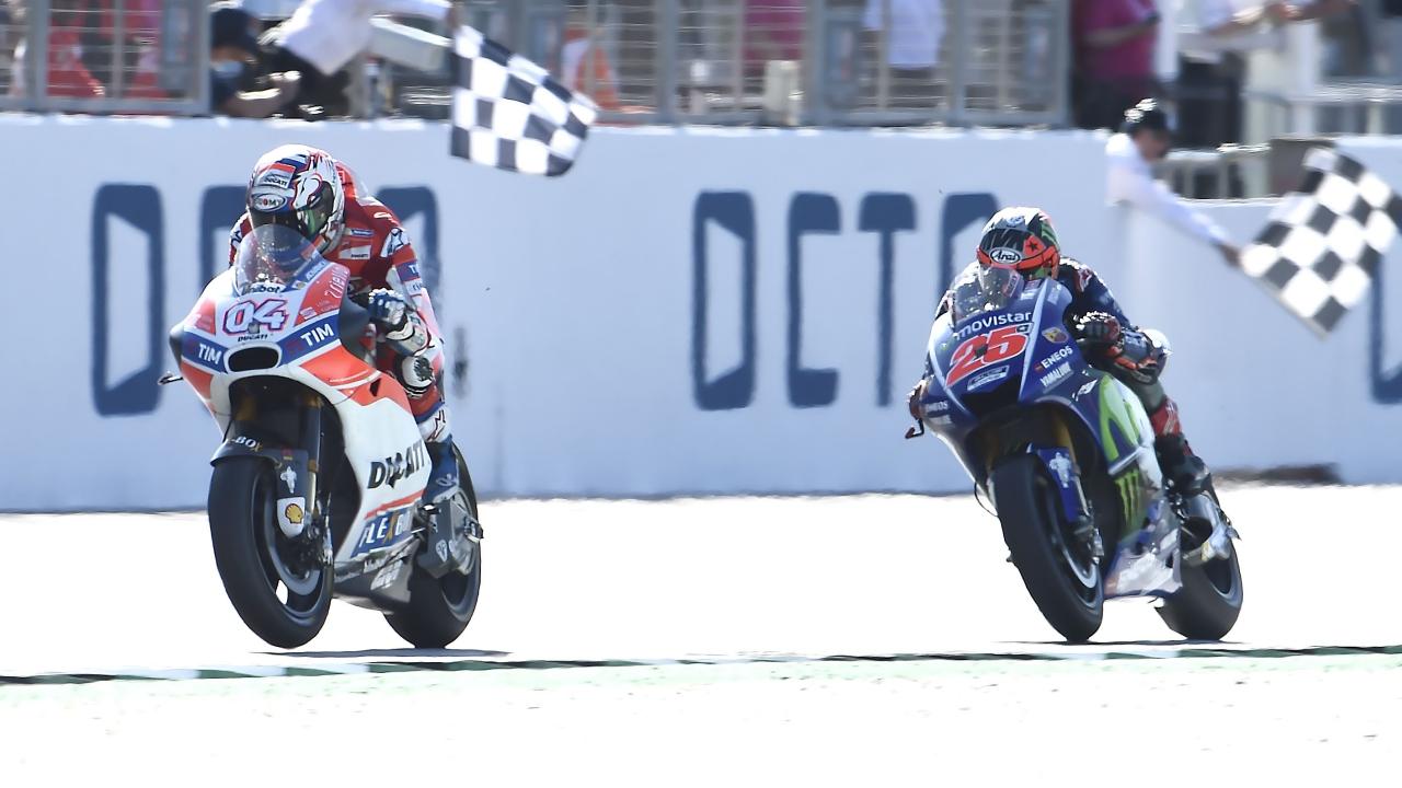 8 Jorge Lorenzo es el único que ha ganado tres veces en MotoGP. ¿Quién fue el único que ganó tres veces en 500cc?